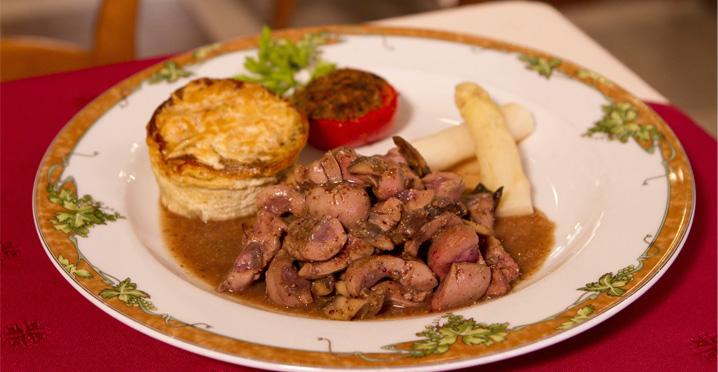 Le Plat D 39 Etain Mangeons Local En Ile De France