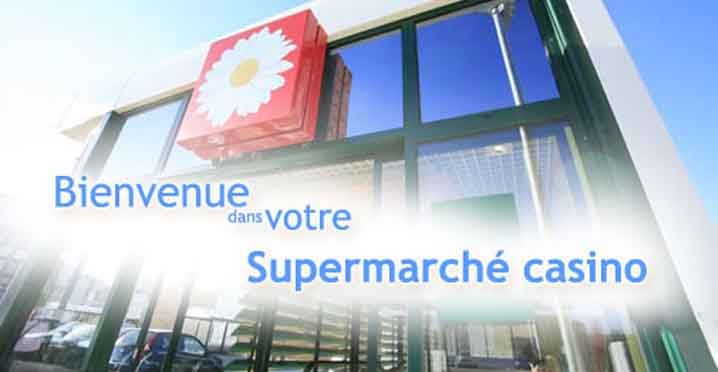SUPERMARCHÉ CASINO BONNEFOY