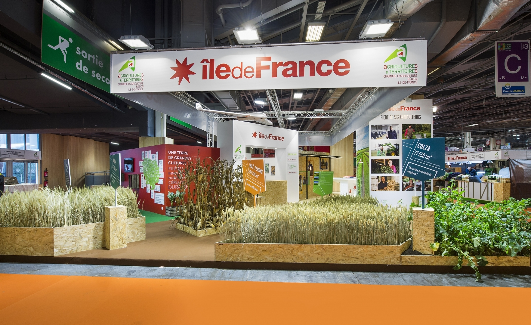 Le salon international de l 39 agriculture 2017 entre - Le salon international de l agriculture ...